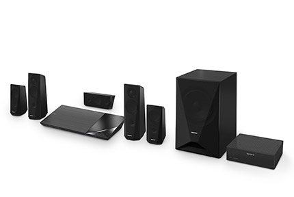HD Blu-ray Home Theater System