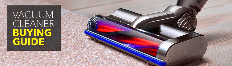 Vacuum head, Vacuum cleaner buying guide