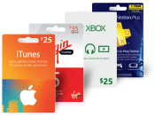 Specialty Gift Cards