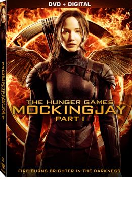Mockingjay Part 1 DVD