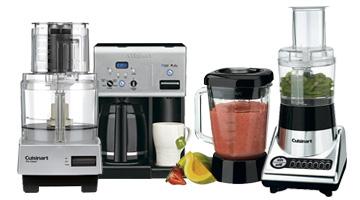 Small appliances, Cuisinart
