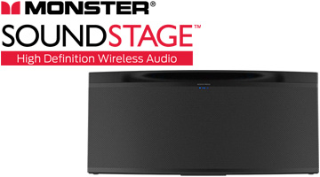 Wireless speaker, Monster SoundStage