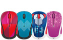 Colorful wireless mice