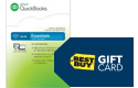 Finance software, gift card