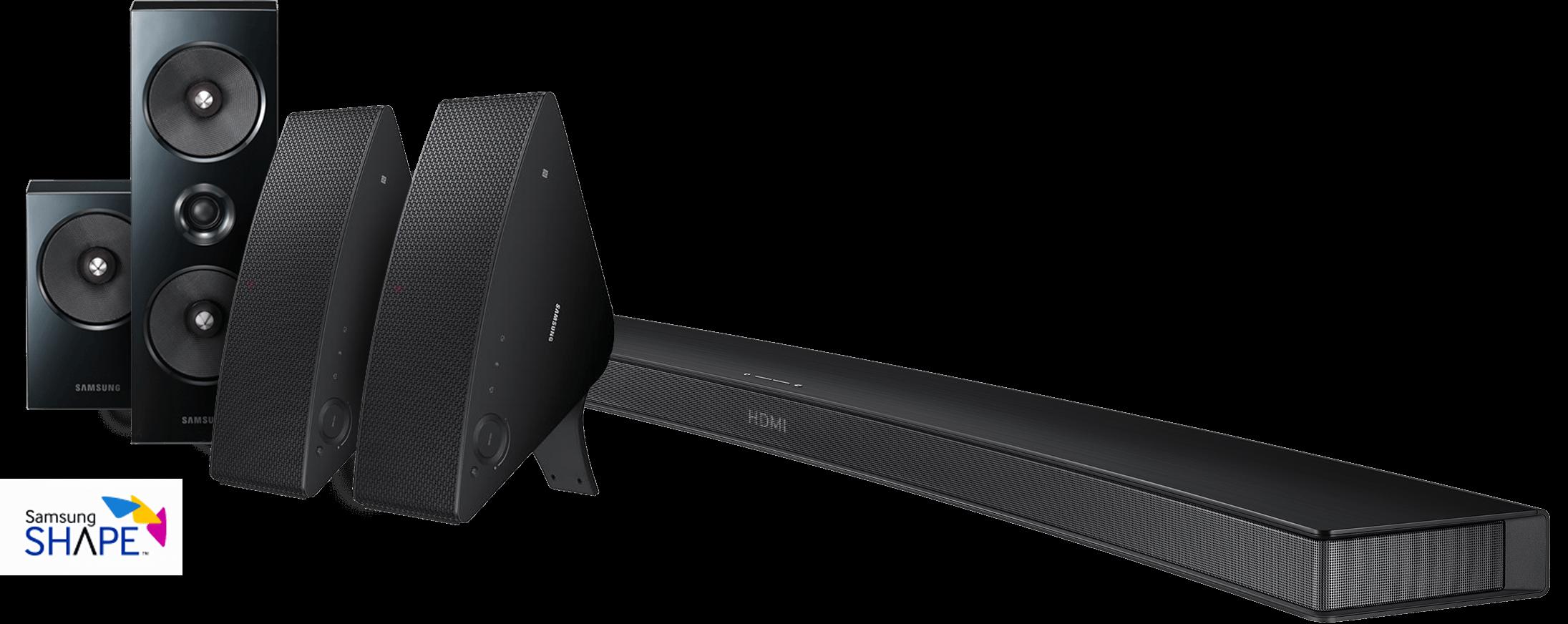 Samsung Audio Speakers