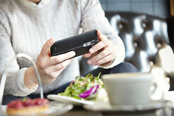 LG G4, phone