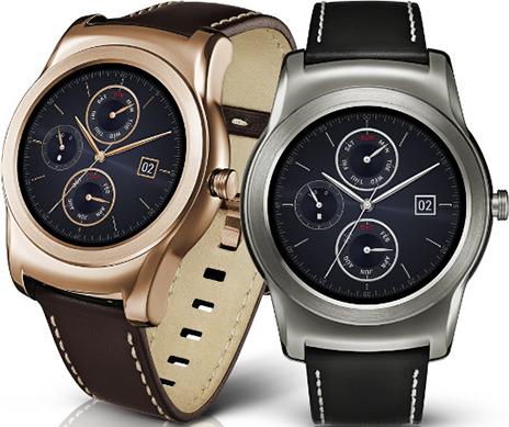 LG, smartwatch