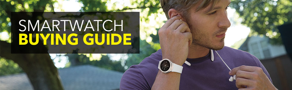 Smart watch buying guide, smartphone, bluetooth