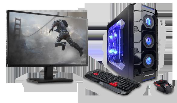 Gaming Desktops