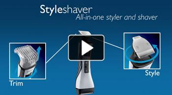 Styleshaver Video