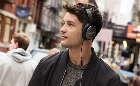 Headphones, Bose