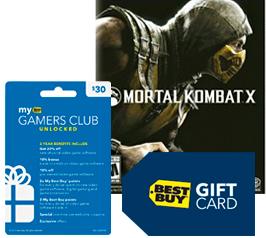 Gift card, membership card, game