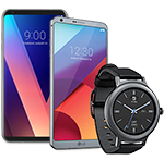 LG Cell Phones & Smartwatches