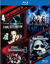 4 Film Favorites: Final Destination Collection (Blu-ray Disc)
