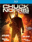 Chuck Norris Total Attack Pack [4 Discs] (Blu-ray Disc)  (Boxed Set) M132293