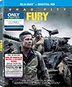 Fury (Blu-ray Disc) (Only @ Best Buy)