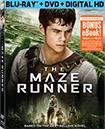 Maze Runner (Blu-ray/DVD)(Digital Copy)(w/eBook Money)