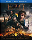 The Hobbit: The Battle of the Five Armies (Blu-ray/DVD)(UV Digital Copy)