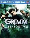Grimm: Season Two [5 discs] (Blu-ray Disc) (Boxed Set) (Ultraviolet Digital Copy) (Eng)