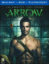 Arrow: The Complete First Season [Blu-ray] (Blu-ray Disc) (Enhanced Widescreen for 16x9 TV) (Eng/Por/Fre/Spa)