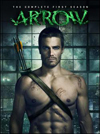 Arrow: The Complete First Season [5 Discs] (DVD) (Eng/Por)
