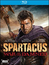 Spartacus: War Of The Damned (best Buy Exclusive) (blu-ray Disc) (only @ Best Buy) 1503919