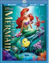 The Little Mermaid (Blu-ray Disc) (2 Disc) (Eng/Fre/Spa) 1989