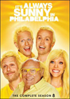 It's Always Sunny in Philadelphia: Season 8 [2 Discs] (DVD) (Eng)