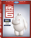 Big Hero 6 (Blu-ray/DVD) (Digital HD Copy) (Lenticular Packaging) (Only @ Best Buy)