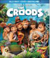 The Croods (Blu-ray Disc) (2 Disc) (Eng/Spa/Fre) 2013