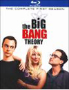 Big Bang Theory: The Complete First Season [2 Discs] [Blu-ray] (Blu-ray Disc) (Enhanced Widescreen for 16x9 TV) (Eng/Spa)