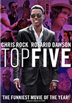 Top Five (DVD)(Digital Copy)