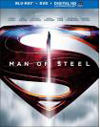 Man of Steel (Blu-ray Disc) (2 Disc) (Ultraviolet Digital Copy) (Enhanced Widescreen for 16x9 TV) (Eng/Fre/Spa) 2013