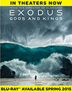 Exodus: Gods and Kings (Blu-ray)(UV Digital Copy)