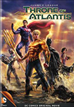 Justice League: Throne of Atlantis (DVD) 2015