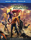 Justice League: Throne of Atlantis (Blu-ray Disc) (2 Disc) 2015