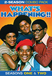 What's Happening!!: Seasons 1 & 2 [4 Discs] (Boxed Set) (DVD)