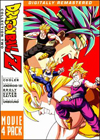 DragonBall Z: Movie 4 Pack - Collection Two [4 Discs] (DVD) (Boxed Set) (Enhanced Widescreen for 16x9 TV) (Eng/Japanese)