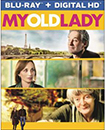 My Old Lady (Blu-ray Disc) (Ultraviolet Digital Copy)