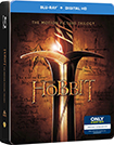 The Hobbit: Trilogy (Blu-ray)(UV Digital Copy)(SteelBook)(Only @ Best Buy)