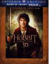 The Hobbit: An Unexpected Journey (Blu-ray 3D) (Extended Edition) (Ultraviolet Digital Copy) (Enhanced Widescreen for 16x9 TV) (Eng/Fre) 2012