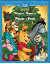 Winnie the Pooh: A Very Merry Pooh Year (Blu-ray Disc) (2 Disc)