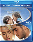 Notebook/Lucky One [2 Discs] (Blu-ray Disc)