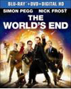 The World's End (Blu-ray Disc) (2 Disc) (Ultraviolet Digital Copy) 2013