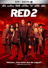 Red 2 (DVD) (Ultraviolet Digital Copy) (Enhanced Widescreen for 16x9 TV) (Eng/Spa)