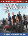 Fast & Furious 6 (Blu-ray Disc) (2 Disc) (Extended Edition) (Ultraviolet Digital Copy) (Eng/Fre/Spa) 2013