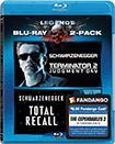 Terminator 2/Total Recall DF with Fandango Cash (Blu-Ray)