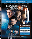 Ender's Game with Fandango Cash (Blu-ray + DVD + UV) (Blu-ray Disc) (Only @ Best Buy)