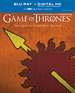 Game of Thrones: The Complete Fourth Season - Martell (Only @ Best Buy) (Blu-ray + Digital Copy) (with Bonus Disc) (Online Only)