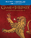 Game of Thrones: The Complete Fourth Season - Lannister (Only @ Best Buy) (Blu-ray + Digital Copy) (with Bonus Disc)